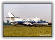 Jetstream Royal Navy XX476 CU-561