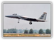 F-15C USAFE 84-0027 SP
