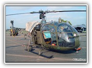Alouette II Be Army A-64