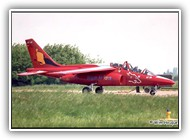 Alpha jet BAF AT26 on 23 May 2001