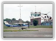 Cessna Fed. police G-01 + MD520 Fed. police G-15 on 14 June