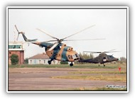 Mi-8 Hungary AF 10440 + Agusta BAF H-14 on 30 May 2002