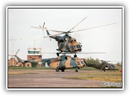 Mi-8 Hungary AF 10440 & 10443 + Agusta BAF H-14 on 30 May 2002