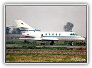Falcon 20 BAF CM01 on 2 October 2002