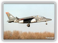 Alpha jet BAF AT03 on 19 february 2003