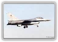 F-16AM BAF FA83 on 15 april 2003_2
