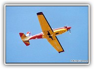 PC-7 J.W. van der Flier  PH-JWF on 7 april 2003