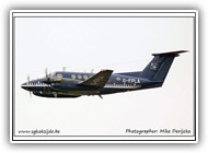 Beech King Air 200 G-FPLA on 04 April 2005