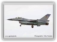 F-16AM BAF FA128 on 18 April 2005
