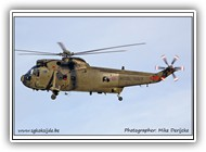 Sea King HC.4 Royal Navy ZF116 WP on 09 December 2005