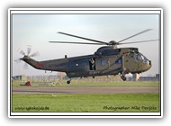 Sea King HC.4 Royal Navy ZF116 WP on 09 December 2005_2