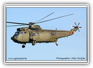 Sea King HC.4 Royal Navy ZF116 WP on 09 December 2005_4