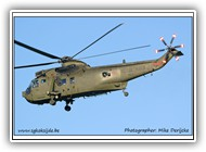 Sea King HC.4 Royal Navy ZF116 WP on 09 December 2005_5
