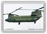 Chinook RNLAF D-103 on 28 July 2005