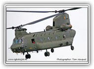 Chinook RAF ZH891 on 27 June 2005