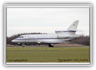 Falcon 900 BAF CD01 on 09 March 2005