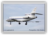 Falcon 900 BAF CD01 on 09 March 2005_2
