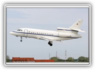 Falcon 900 BAF CD01 on 25 May 2005