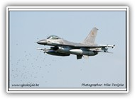 F-16AM BAF FA100 on 07 September 2005