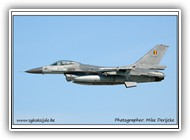 F-16AM BAF FA100 on 07 September 2005_1