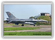 F-16AM BAF FA86 on 07 September 2005