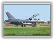 F-16BM BAF FB04 on 07 September 2005
