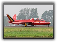 Fouga Magister BAF MT48 on 01 September 2005_1