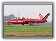 Fouga Magister BAF MT48 on 01 September 2005_2