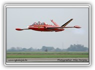 Fouga Magister BAF MT48 on 01 September 2005_4