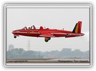 Fouga Magister BAF MT48 on 01 September 2005_6