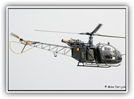 Alouette II BAF A65 on 24 April 2006_1
