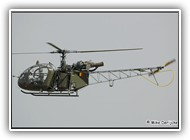 Alouette II BAF A79 on 27 April 2006