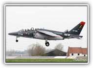 Alpha jet BAF AT06 on 13 April 2006