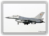F-16AM BAF FA119 on 24 April 2006_1