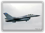 F-16AM BAF FA128 on 26 April 2006