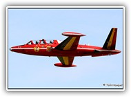 Fouga BAF MT04 on 14 April 2006_2