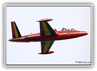 Fouga BAF MT37 on 21 April 2006