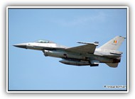 F-16AM BAF FA106 on 7 June 2006