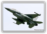 F-16BM BAF FB05 on 19 June 2006