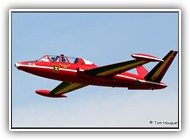 Fouga BAF MT40 on 16 June 2006