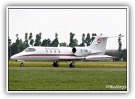 Learjet Swiss AF T-781 on 20 June 2006_1