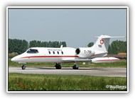 Learjet Swiss AF T-781 on 28 June 2006_2