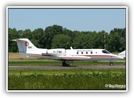 Learjet Swiss AF T-781 on 28 June 2006_3
