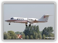 Learjet Swiss AF T-781 on 29 June 2006