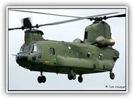 Chinook RNLAF D-103 on 30 May 2006
