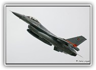 F-16AM BAF FA86 on 29 September 2006