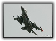 F-16AM BAF FA95 on 29 September 2006