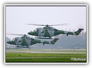 Lynx AH.7 AAC XZ655 on 24 October 2007