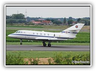 Falcon 20 BAF CM02 on 05 August 2008