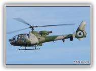 Gazelle AH.1 AAC XZ295 on 08 February 2008